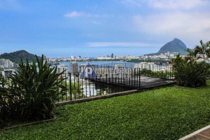 Casa - Jardim Botânico - Casa À Venda - Jardim Botânico - Rio de Janeiro - RJ - HMCA40001 - 1