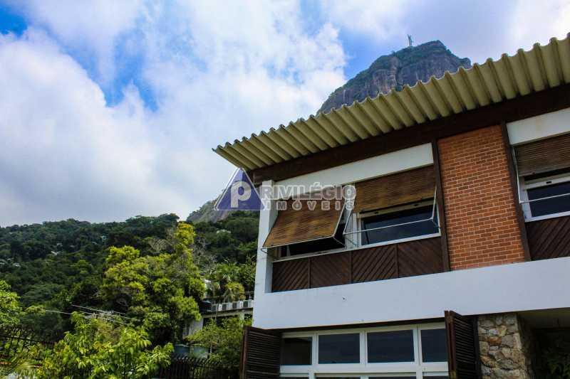 Casa - Jardim Botânico - Casa À Venda - Jardim Botânico - Rio de Janeiro - RJ - HMCA40001 - 3