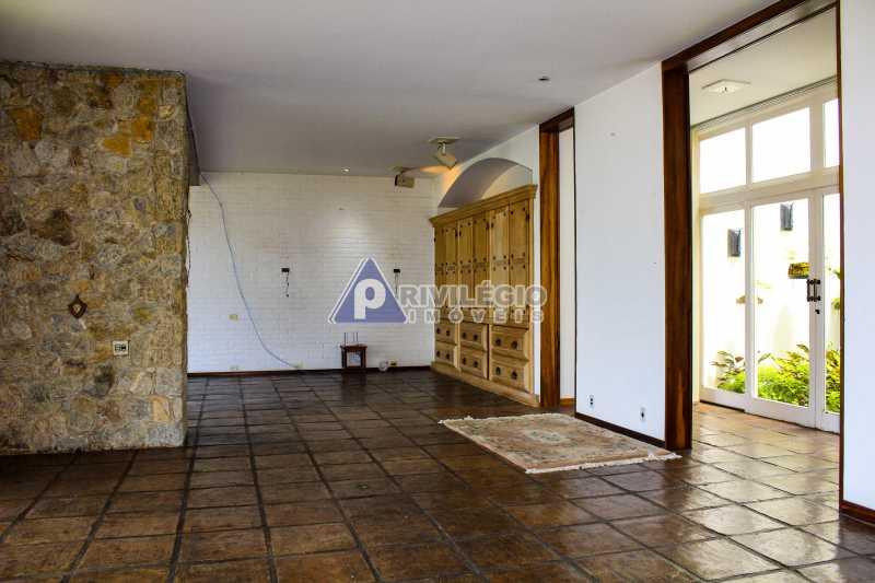 Casa - Jardim Botânico - Casa À Venda - Jardim Botânico - Rio de Janeiro - RJ - HMCA40001 - 6