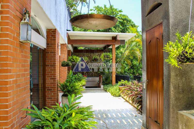 Casa - Jardim Botânico - Casa À Venda - Jardim Botânico - Rio de Janeiro - RJ - HMCA40001 - 18