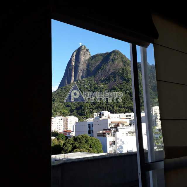 WhatsApp Image 2018-12-12 at 1 - Botafogo! Salão 2 ambientes, 4 quartos, suite, Spa ofurô, varandão. ! vaga escritura. - HMAP40001 - 10