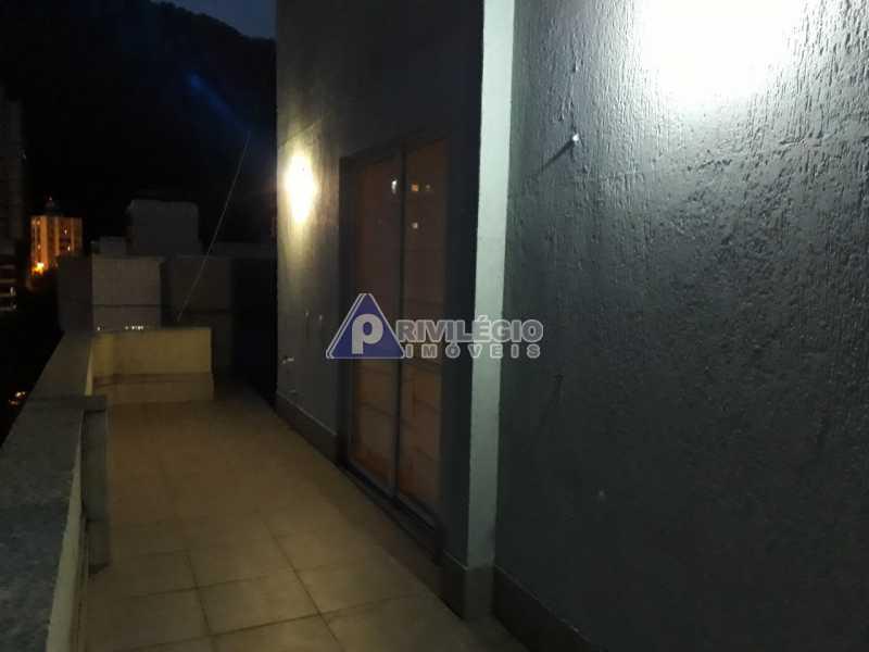 WhatsApp Image 2018-12-12 at 1 - Botafogo! Salão 2 ambientes, 4 quartos, suite, Spa ofurô, varandão. ! vaga escritura. - HMAP40001 - 24
