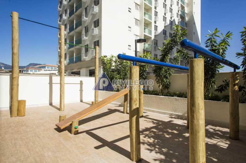 São Cristovão - 2 Quartos - Apartamento À Venda - São Cristóvão - Rio de Janeiro - RJ - LAAP20308 - 6