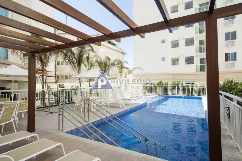 São Cristovão - 2 Quartos - Apartamento À Venda - São Cristóvão - Rio de Janeiro - RJ - LAAP20308 - 16