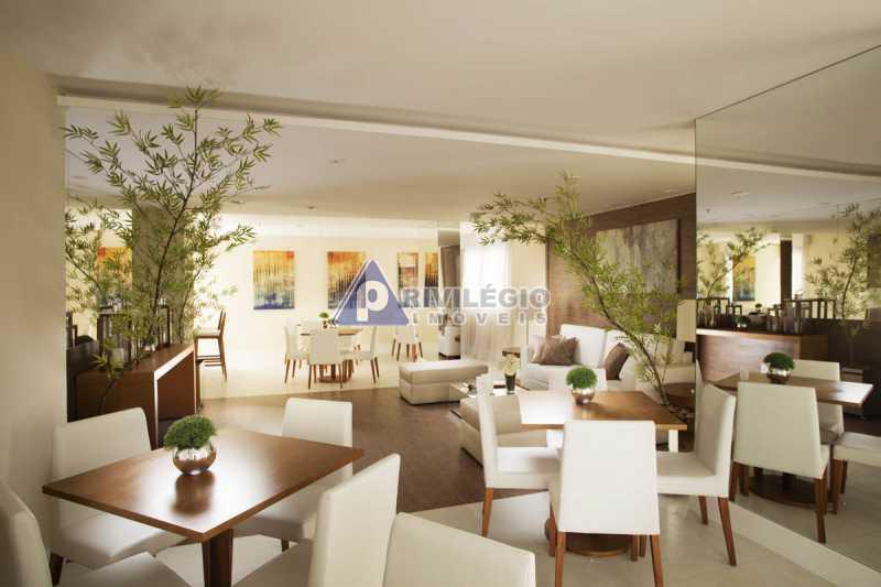 São Cristovão - 2 Quartos - Apartamento À Venda - São Cristóvão - Rio de Janeiro - RJ - LAAP20308 - 17