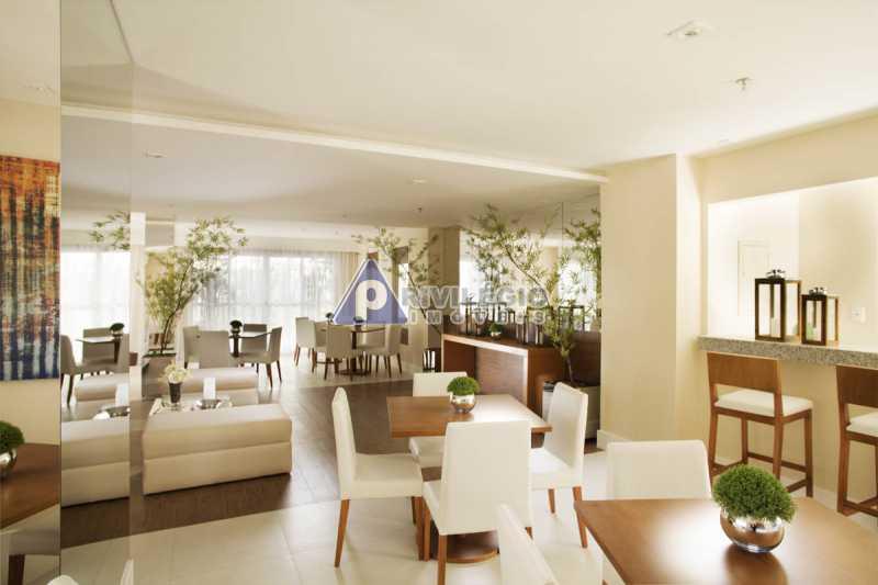 São Cristovão - 2 Quartos - Apartamento À Venda - São Cristóvão - Rio de Janeiro - RJ - LAAP20308 - 18