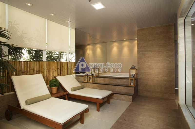 São Cristovão - 2 Quartos - Apartamento À Venda - São Cristóvão - Rio de Janeiro - RJ - LAAP20308 - 20