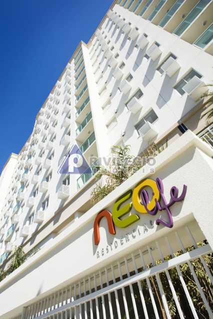 São Cristovão - 2 Quartos - Apartamento À Venda - São Cristóvão - Rio de Janeiro - RJ - LAAP20308 - 23