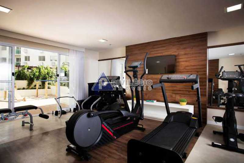 São Cristovão - 2 Quartos - Apartamento À Venda - São Cristóvão - Rio de Janeiro - RJ - LAAP20308 - 24