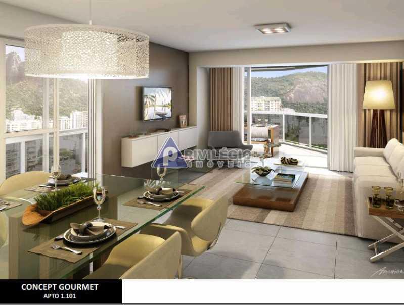 2 quartos botafogo - Apartamento À Venda - Botafogo - Rio de Janeiro - RJ - LAAP20328 - 6