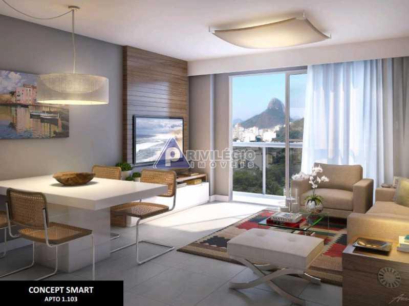2 quartos botafogo - Apartamento À Venda - Botafogo - Rio de Janeiro - RJ - LAAP20328 - 4