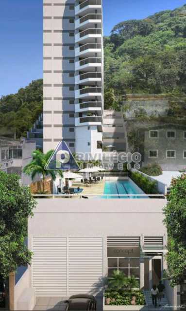 2 quartos botafogo - Apartamento À Venda - Botafogo - Rio de Janeiro - RJ - LAAP20328 - 9