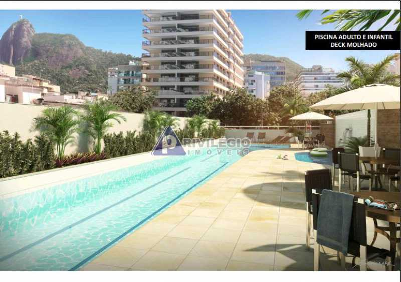 2 quartos botafogo - Apartamento À Venda - Botafogo - Rio de Janeiro - RJ - LAAP20328 - 3