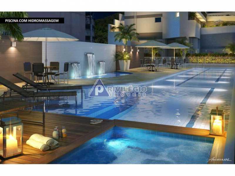 2 quartos botafogo - Apartamento À Venda - Botafogo - Rio de Janeiro - RJ - LAAP20328 - 10