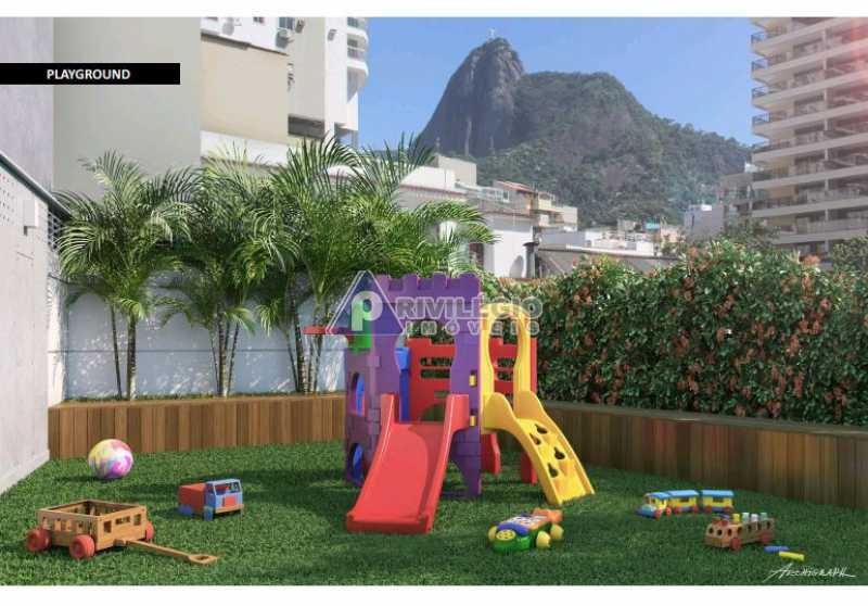 2 quartos botafogo - Apartamento À Venda - Botafogo - Rio de Janeiro - RJ - LAAP20328 - 11
