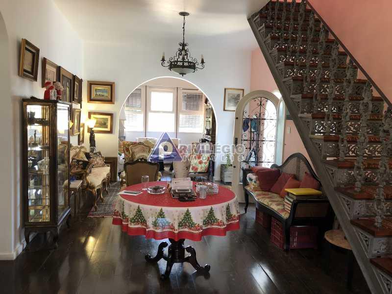 CASA DE RUA - SANTA TERESA - Casa em Santa Teresa - FLCA40014 - 3