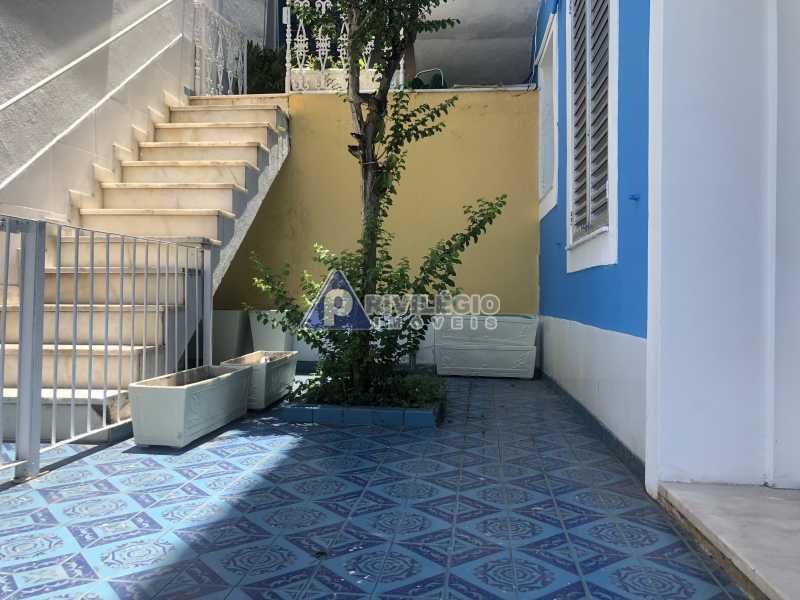 CASA DE RUA - SANTA TERESA - Casa em Santa Teresa - FLCA40014 - 26