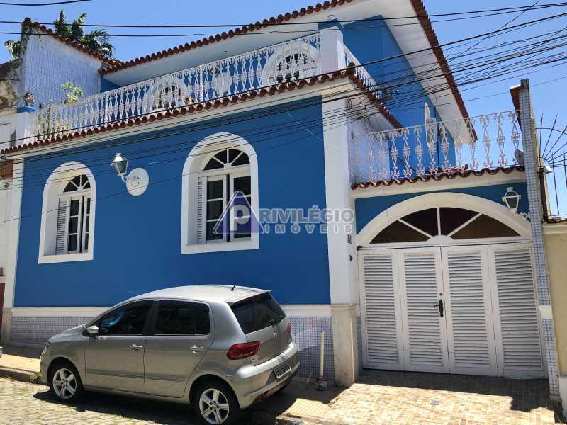 CASA DE RUA - SANTA TERESA - Casa em Santa Teresa - FLCA40014 - 27