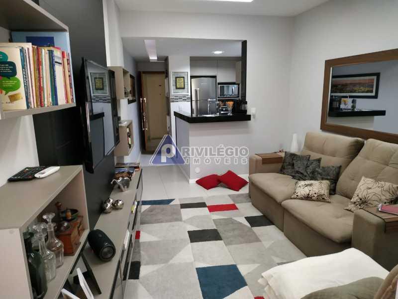 1 quarto e sala Botafogo - Apartamento À Venda - Botafogo - Rio de Janeiro - RJ - BTAP10629 - 5