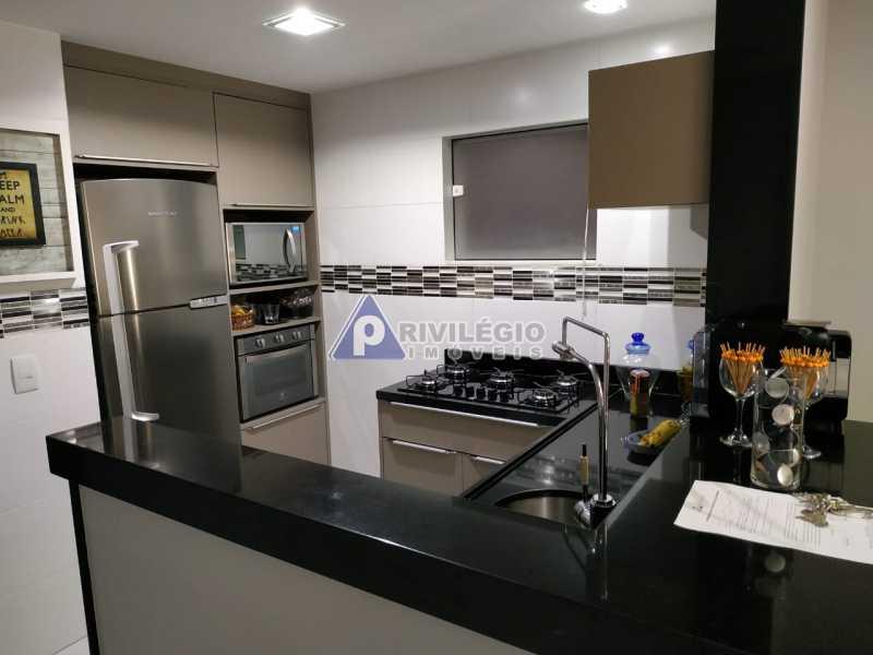 1 quarto e sala Botafogo - Apartamento À Venda - Botafogo - Rio de Janeiro - RJ - BTAP10629 - 8