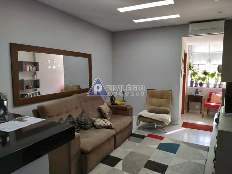 1 quarto e sala Botafogo - Apartamento À Venda - Botafogo - Rio de Janeiro - RJ - BTAP10629 - 3