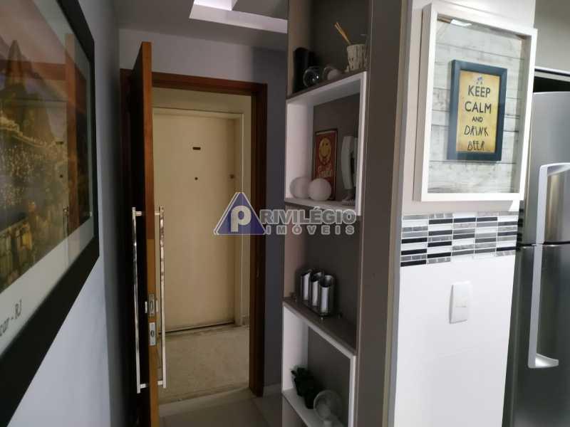 1 quarto e sala Botafogo - Apartamento À Venda - Botafogo - Rio de Janeiro - RJ - BTAP10629 - 7