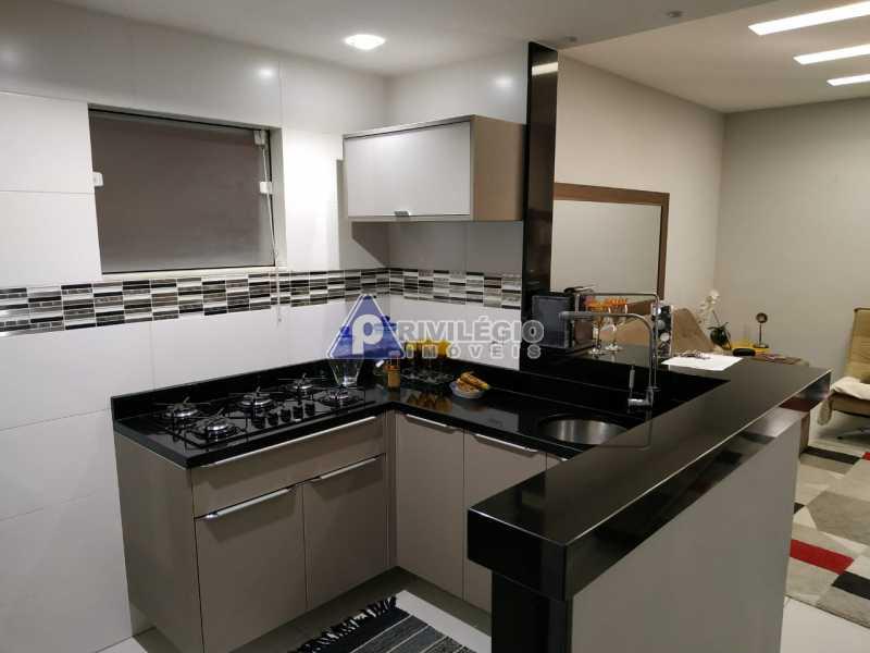 1 quarto e sala Botafogo - Apartamento À Venda - Botafogo - Rio de Janeiro - RJ - BTAP10629 - 9