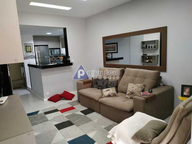 1 quarto e sala Botafogo - Apartamento À Venda - Botafogo - Rio de Janeiro - RJ - BTAP10629 - 1
