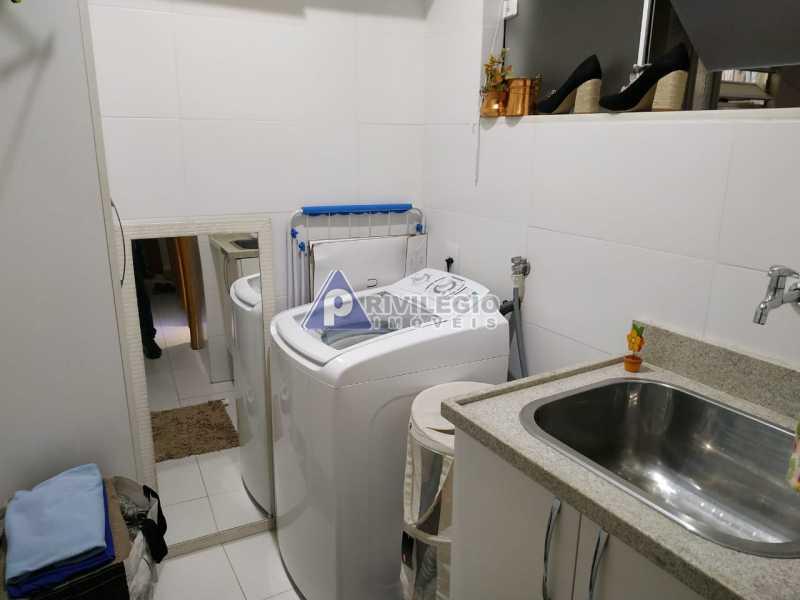 1 quarto e sala Botafogo - Apartamento À Venda - Botafogo - Rio de Janeiro - RJ - BTAP10629 - 19