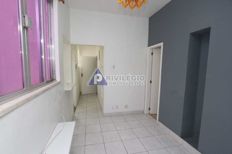 Cobertura - Botafogo - Botafogo! Sala quarto, cozinha americana, vista livre, sol matinal, condomínio barato. - HMAP10029 - 5
