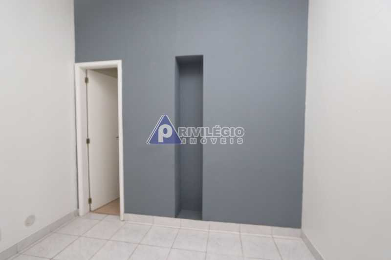 Cobertura - Botafogo - Botafogo! Sala quarto, cozinha americana, vista livre, sol matinal, condomínio barato. - HMAP10029 - 8