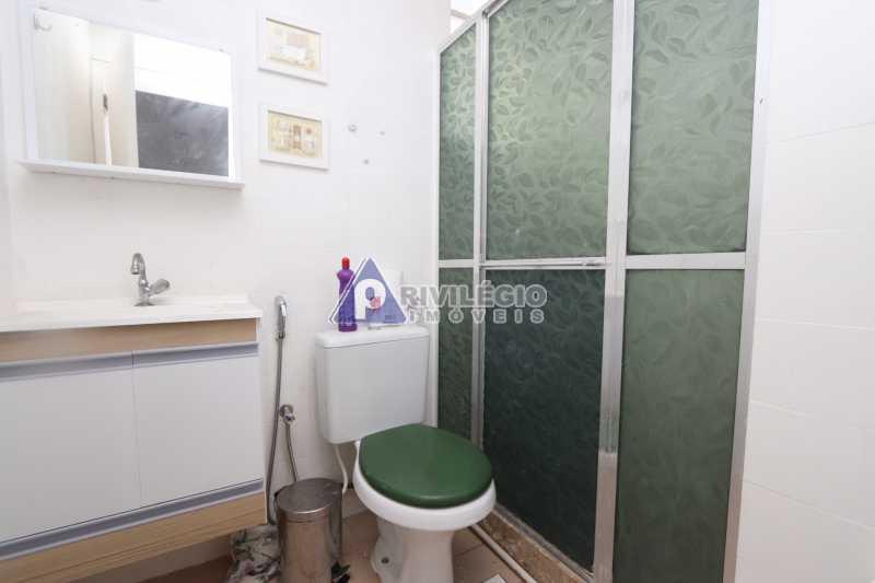 Cobertura - Botafogo - Botafogo! Sala quarto, cozinha americana, vista livre, sol matinal, condomínio barato. - HMAP10029 - 26
