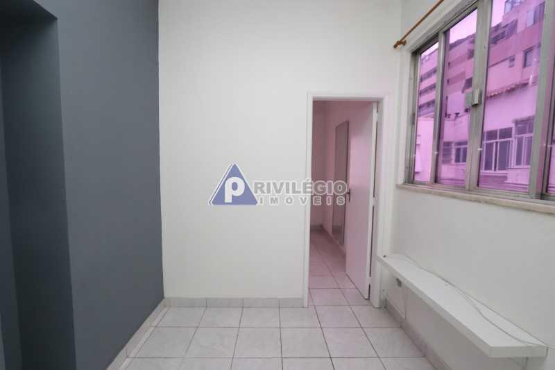 Cobertura - Botafogo - Botafogo! Sala quarto, cozinha americana, vista livre, sol matinal, condomínio barato. - HMAP10029 - 6