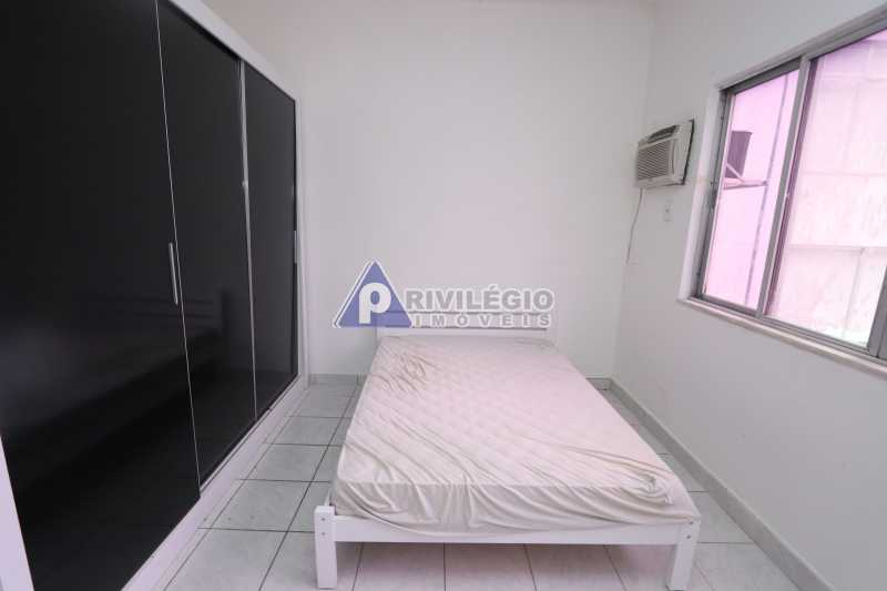 Cobertura - Botafogo - Botafogo! Sala quarto, cozinha americana, vista livre, sol matinal, condomínio barato. - HMAP10029 - 16