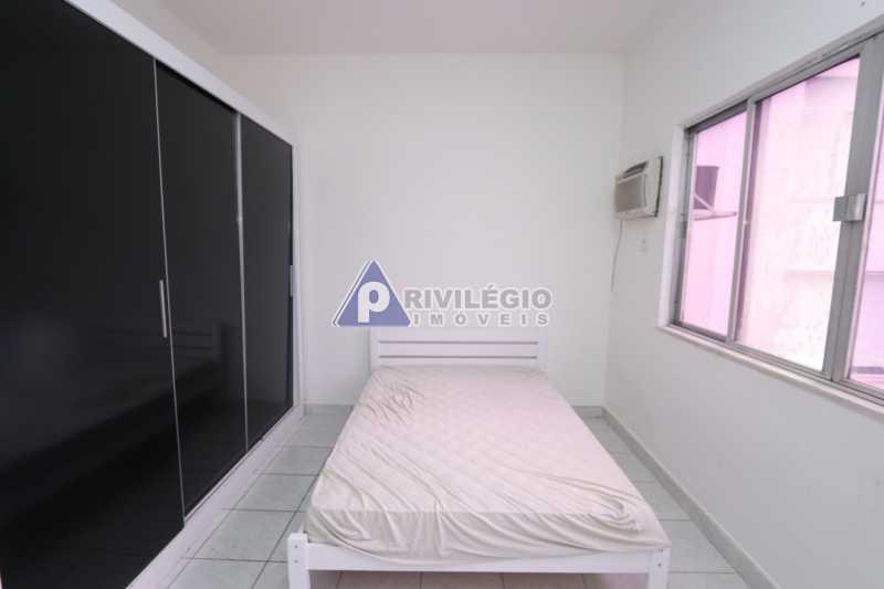 Cobertura - Botafogo - Botafogo! Sala quarto, cozinha americana, vista livre, sol matinal, condomínio barato. - HMAP10029 - 13