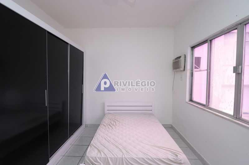 Cobertura - Botafogo - Botafogo! Sala quarto, cozinha americana, vista livre, sol matinal, condomínio barato. - HMAP10029 - 14