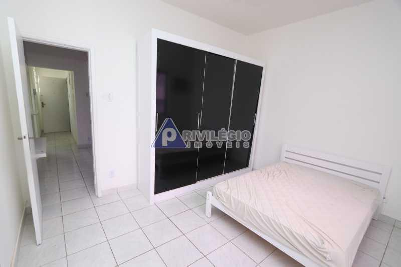 Cobertura - Botafogo - Botafogo! Sala quarto, cozinha americana, vista livre, sol matinal, condomínio barato. - HMAP10029 - 15