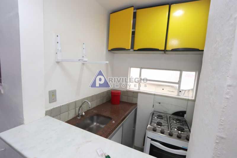 Cobertura - Botafogo - Botafogo! Sala quarto, cozinha americana, vista livre, sol matinal, condomínio barato. - HMAP10029 - 23