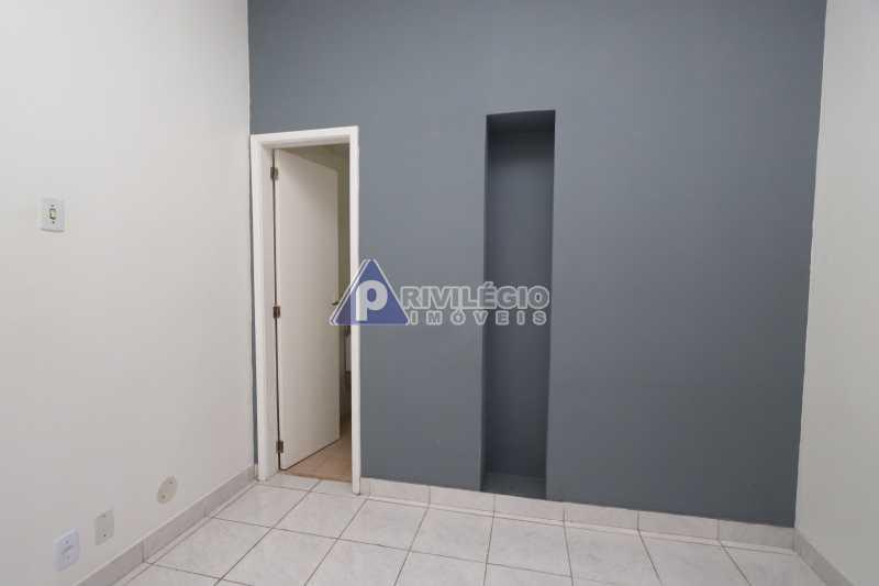 Cobertura - Botafogo - Botafogo! Sala quarto, cozinha americana, vista livre, sol matinal, condomínio barato. - HMAP10029 - 10