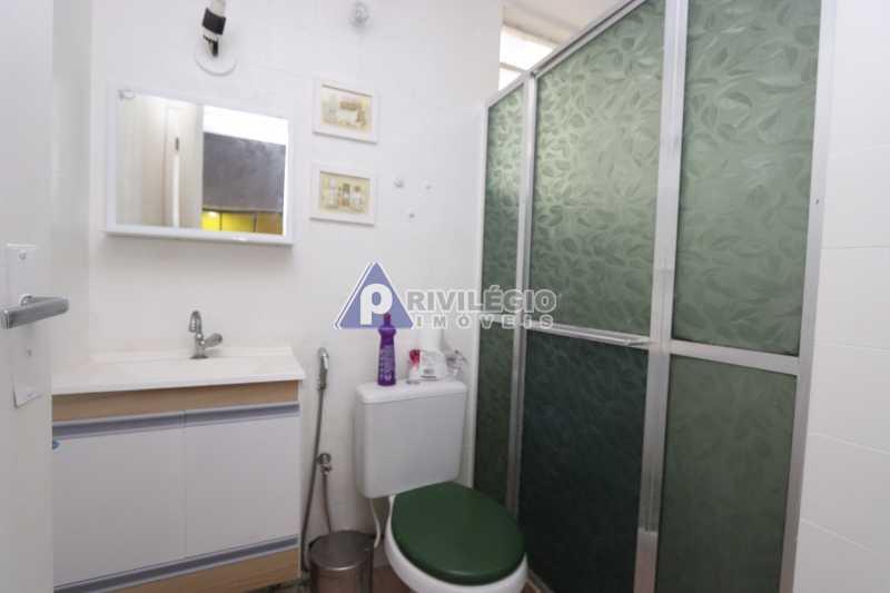 Cobertura - Botafogo - Botafogo! Sala quarto, cozinha americana, vista livre, sol matinal, condomínio barato. - HMAP10029 - 25