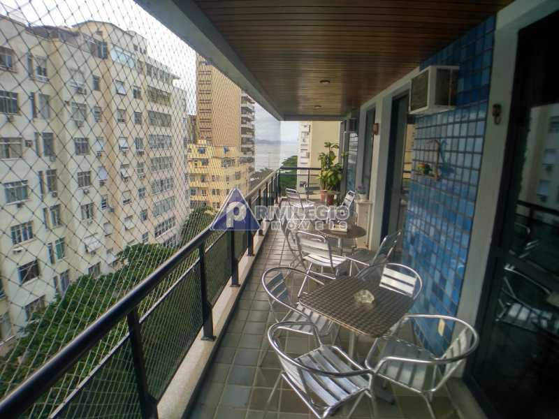 Apartamento a venda Copacabana - Apartamento À Venda - Copacabana - Rio de Janeiro - RJ - CPAP31585 - 4