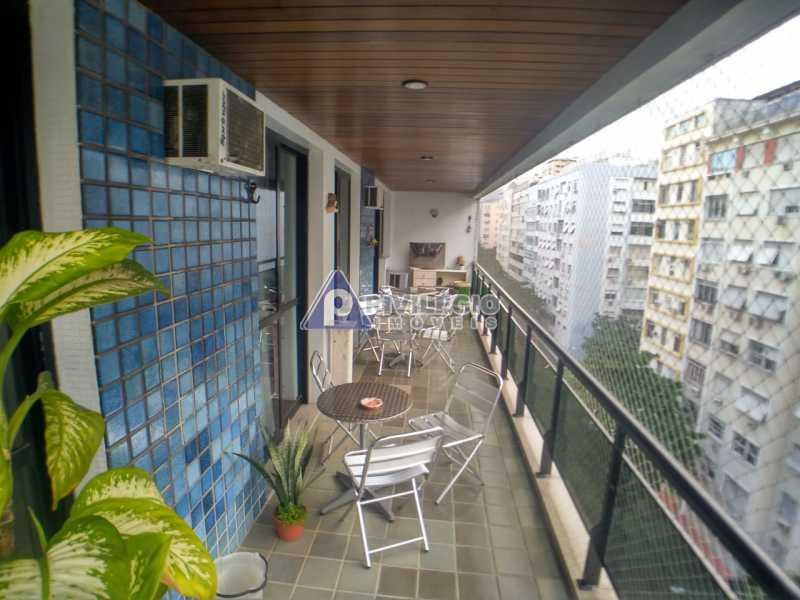 Apartamento a venda Copacabana - Apartamento À Venda - Copacabana - Rio de Janeiro - RJ - CPAP31585 - 5
