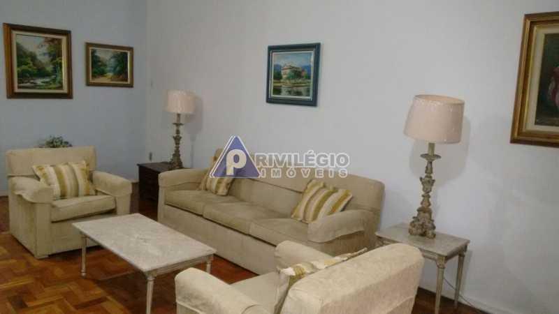 Ipanema três quartos - Apartamento À VENDA, Ipanema, Rio de Janeiro, RJ - COAP30130 - 4