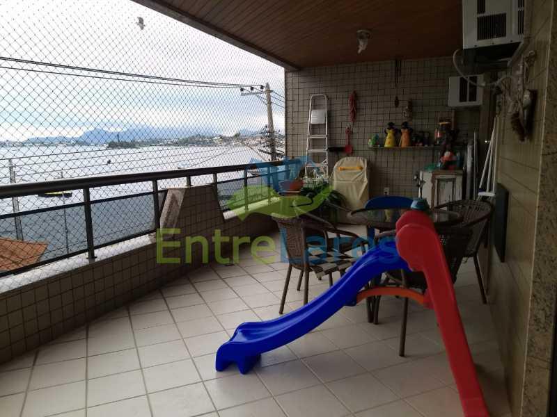 01. - Apartamento na Freguesia 3 quartos sendo 1 suíte, varanda, dependência completa, 2 vagas de garagem. Praia da Guanabara. - ILAP30243 - 4