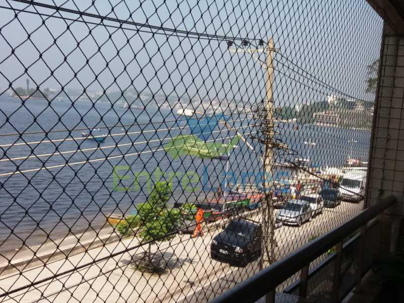 02. - Apartamento na Freguesia 3 quartos sendo 1 suíte, varanda, dependência completa, 2 vagas de garagem. Praia da Guanabara. - ILAP30243 - 1