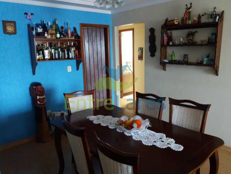 05. - Apartamento na Freguesia 3 quartos sendo 1 suíte, varanda, dependência completa, 2 vagas de garagem. Praia da Guanabara. - ILAP30243 - 6