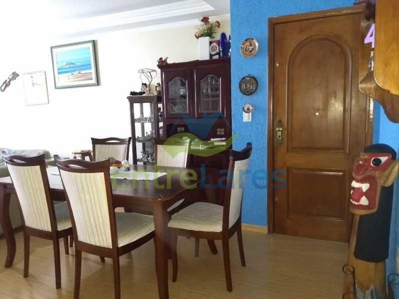 06. - Apartamento na Freguesia 3 quartos sendo 1 suíte, varanda, dependência completa, 2 vagas de garagem. Praia da Guanabara. - ILAP30243 - 7