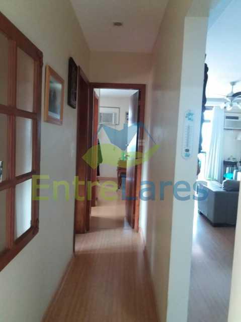 07. - Apartamento na Freguesia 3 quartos sendo 1 suíte, varanda, dependência completa, 2 vagas de garagem. Praia da Guanabara. - ILAP30243 - 8