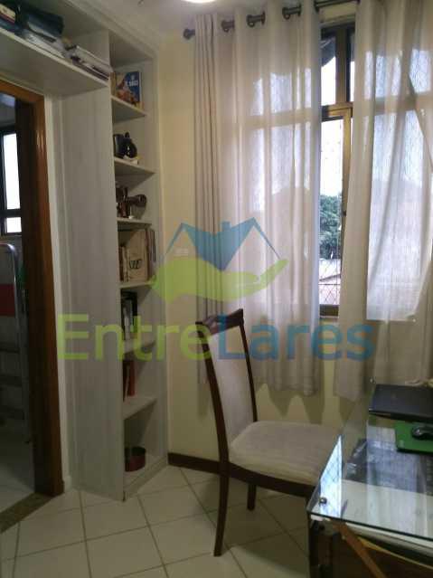 16. - Apartamento na Freguesia 3 quartos sendo 1 suíte, varanda, dependência completa, 2 vagas de garagem. Praia da Guanabara. - ILAP30243 - 15