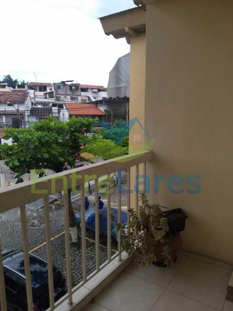 IMG-20181016-WA0023 - Apartamento na Portuguesa 2 quartos, varanda, box blindex, 1 vaga de garagem. Rua Fernando de Azevedo. - ILAP20388 - 9